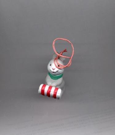 Avon Frosty Treats Ornament- Rabbit