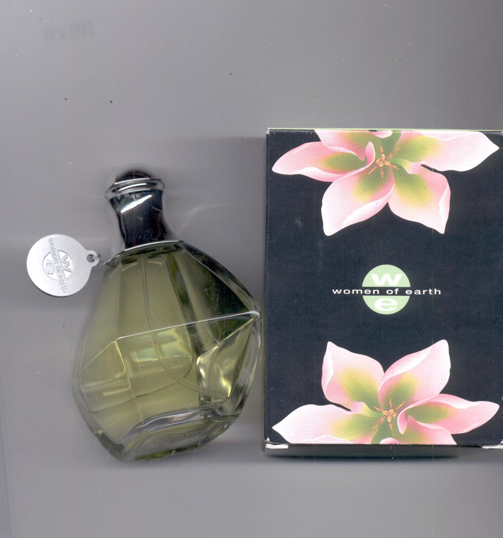 Avon Women of Earth eau de parfum spray_-- Vintage