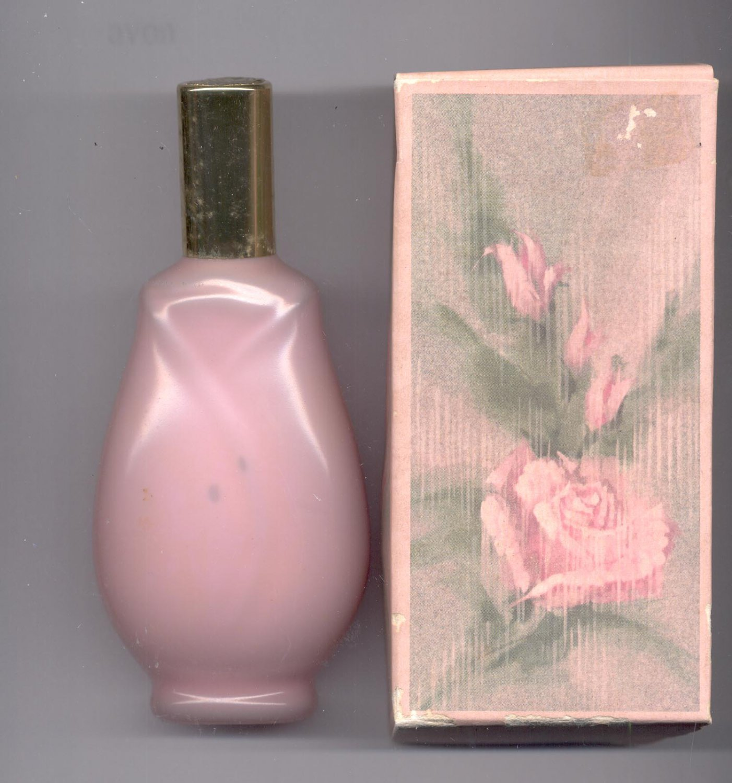 Avon Mist of Roses cologne mist - 3 oz.- -- Vintage