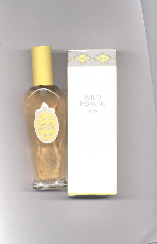 Avon Wild Jasmine Cologne Spray 1.7 oz.. -- Vintage