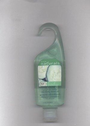 2 Avon Naturals Cucumber Melon shower gel--   VINTAGE