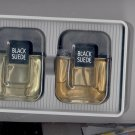 Avon Black Suede Cologne Spray , A/S Lotion-- Vintage