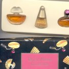 Avon Starring parfum, Rare Gold parfum, Far Away parfum-- Vintage