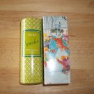 Avon Somewhere  Perfumed Talc in Christmas box- Vintage