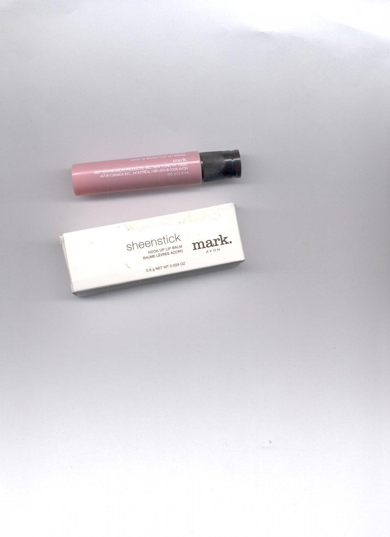 Avon Mark Sheenstick Hook Up lip balm- Angelic-   VINTAGE
