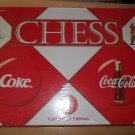 Avon COCA-COLA CHESS SET- Collectors Edition.
