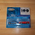 Avon Ford 100th Then & Now Series 1968 MUSTANG GT 1999 Mustang GT