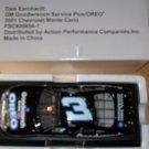 Avon DALE EARNHARDT SR. Car- # 3