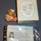 Avon Cherished Teddies Gregory-  ' From Sea To Shining Sea, you are the one for me!'