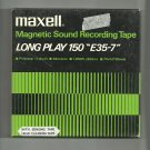 Maxell Magnetic Sound E35-7-  reel to reel 1800 feet  tape used (#15)