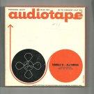 Audiotape -vintage- Formula 10-all purpose 1800 ft. of reel to reel tape used(# 17)