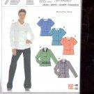 Burda pattern  8208- Jacket- Sizes 10-22- uncut