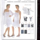 Burda pattern  8205  Jacket, Top, Skirt  Sizes 6-20   uncut