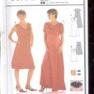 Burda pattern  8234-    Dress, Gown   Sizes 10-22   uncut
