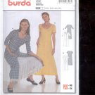 Burda pattern  8506 Dress   Sizes 12-24   uncut