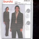 Burda pattern 8762    Blazer    Sizes 10-20   uncut