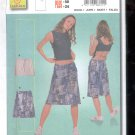 Burda pattern 8611   , Skirt,     Sizes  10- 24  uncut