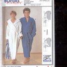 Burda pattern 2661 Bathing Robe     Sizes  9-14  uncut