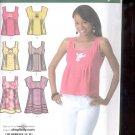 Simplicity Pattern 4176- Misses Pullover Tunic   sizes D5- 4.-12 uncut
