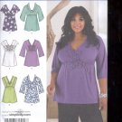 Simplicity Pattern 2409- Misses  / Women tops   sizes BB- 20W-28W  uncut