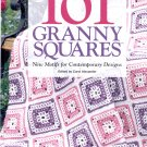 101 Granny Squares  from The Needlecraft Shop