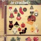 Holiday Fridgies to crochet