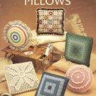 Leisure Arts Crocheted Pillows