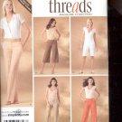 Simplicity Pattern 4135  Misses skirt , pants, or shorts   sizes  H5- 6-14 uncut