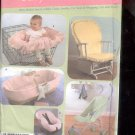 Simplicity Pattern 4636     Baby  Accessories  -  uncut