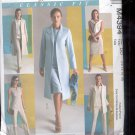 McCalls Pattern M4394- Misses jacket, top, dress, pants, - size  DD12-18   uncut