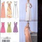 Simplicity Pattern 2692 Misses Dress in 2 lengths  sizes  P5 12-20 uncut