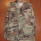 BDU's Woodland Camo Shirt- Medium- Regular (# 27)