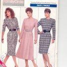 Butterick pattern 5756 Misses/ Misses' Petite Dress   Size 6-8-10