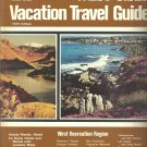 West U.S.A. Vacation Travel Guide -1979 edition