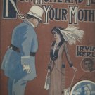 Run Home and Tell Your Mother - Sheet Music