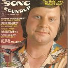 Country Song Roundup- Dec. 1978- Moe Bandy