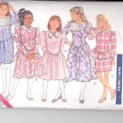 Butterick pattern  6860--  Girls Dress-  Size 7-8-10