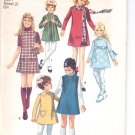 Simplicity pattern 8941  Childs ,  and Girls  Dress  or jumper    Size 7