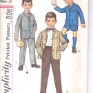 Simplicity pattern 3181  Boys  jacket and pants in two lengths.-   Size 6