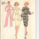 Simplicity pattern 6851   Misses Chemise dress or top, pants & scarf.-  Size 10