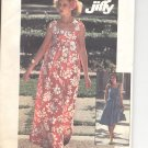 Simplicity pattern 7520   Misses   Dress in two lengths and bag-  Size  12-14