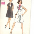 Simplicity pattern 8734   Miss Petites and Misses Dress -  Size  8MP