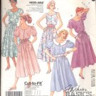 McCalls  pattern 2939  Misses   Dress and tie belt -  Size A 6-8-10
