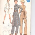 Butterick pattern 6006  Misses  Dress and pants - Size 8