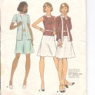 Butterick pattern 3080  Misses  & half size dress and jacket - Size 10