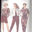 New Look  pattern 6969- Misses  Jacket, trousers, shorts, jumpsuit -  Size  8-18