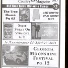 Tombigbee Country Magazine- #159-   April  2013