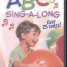 ABCs Sing-A- Long- DVD