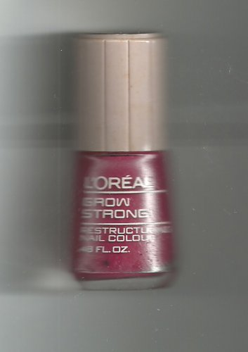 Vintage Loreal  Restructuring   Nail Colour-   Plume 215  -- NOS- disc.