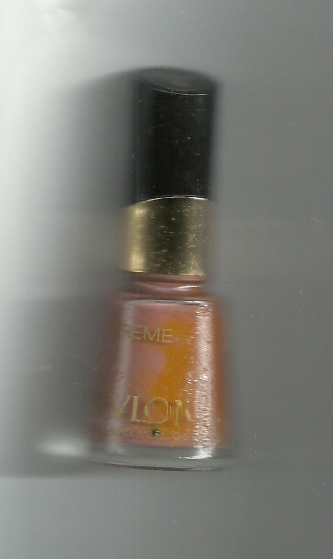 Vintage Revlon Creme  Nail enamel-  Naturally Nude 18Vintage- disc. (#2)